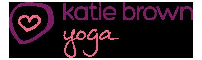 logo Katie Brown Yoga